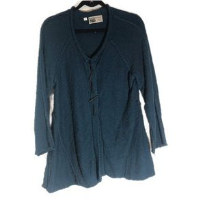 Habitat clothes to live in sweater cardigan large